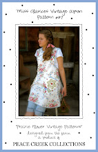 Miss Clarice's Vintage Apron Pattern