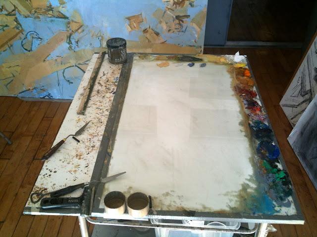 Painting Powers Of Observation Sangram Majumdar Color