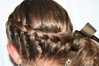 Wrap-Around French Braid | Hairstyles for Long Hair