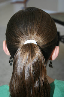 rosette buns  flower girl hairstyle  cute girls hairstyles