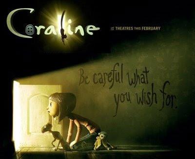 Neil Gaiman's Coraline