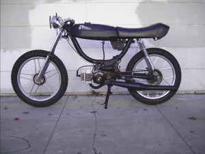cafe (racer) society (archive): craigslist treasures: 1981 puch