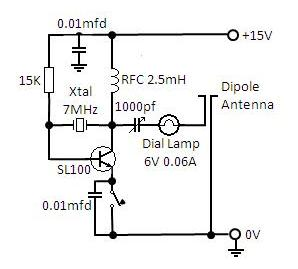 Stethoscope furthermore Circuit in addition Safe Meter Usage together with Simple 7 Mhz Qrp Cw Rig moreover Universal Gates Nand Gate. on simple circuit diagram