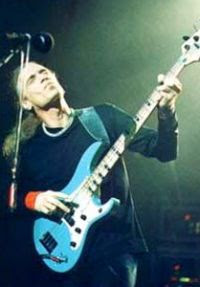 Billy Sheehan to Jakarta Indonesia