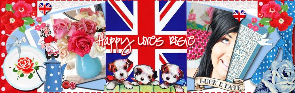 HAPPY LOVES ROSIE