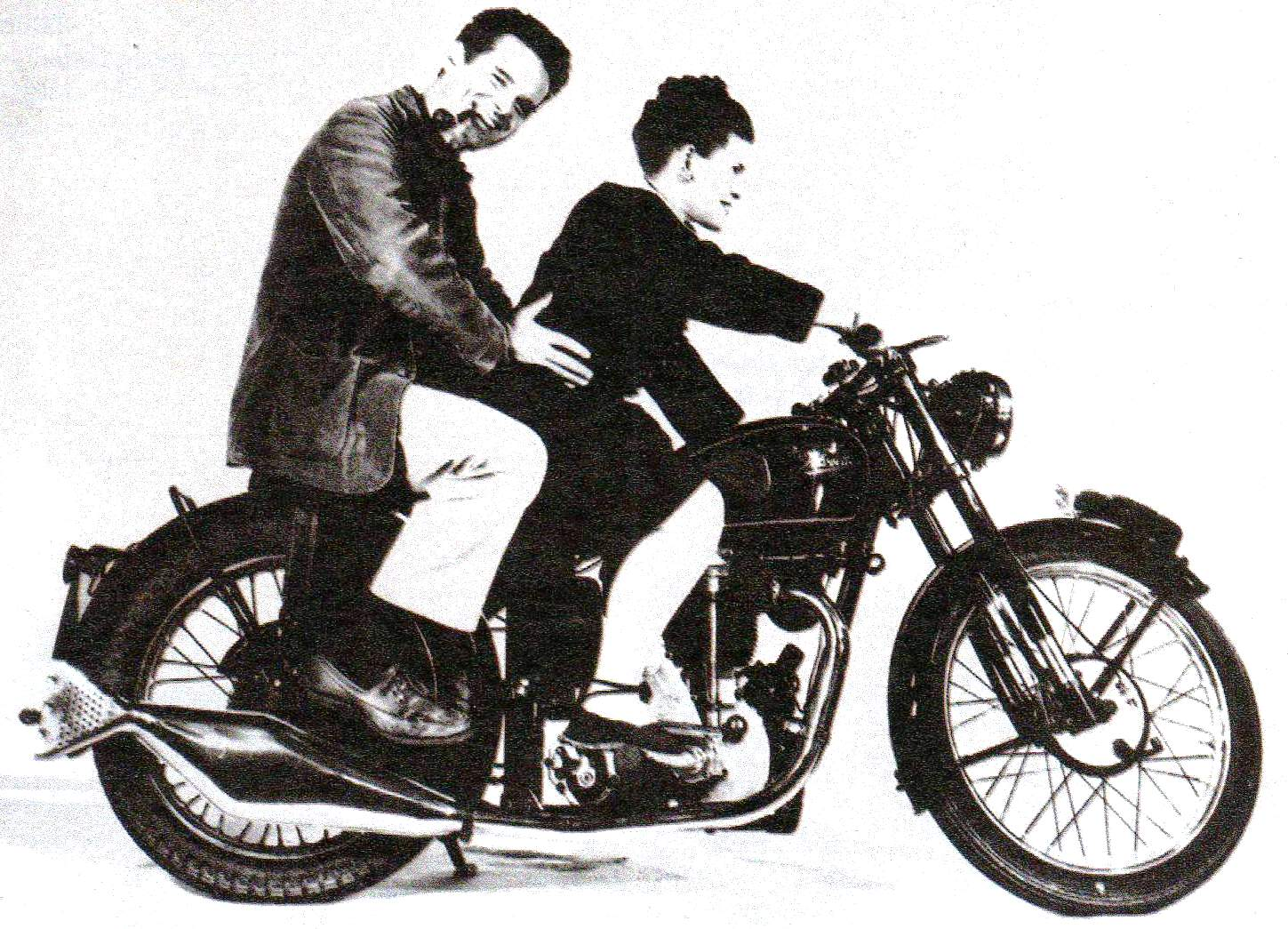 motorcycle 74 charles ray eames on motorcycle. Black Bedroom Furniture Sets. Home Design Ideas