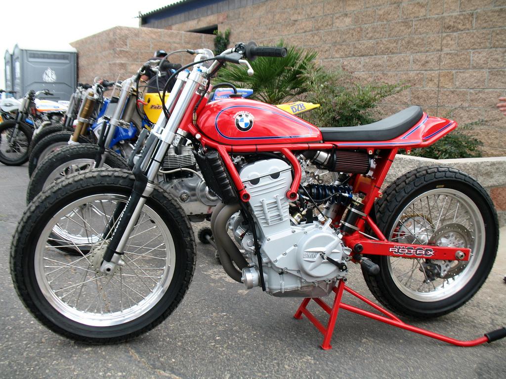 motorcycle 74 bmw flat track racer. Black Bedroom Furniture Sets. Home Design Ideas
