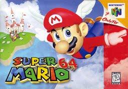 Super Mario 64 (Nintendo 64 1996)