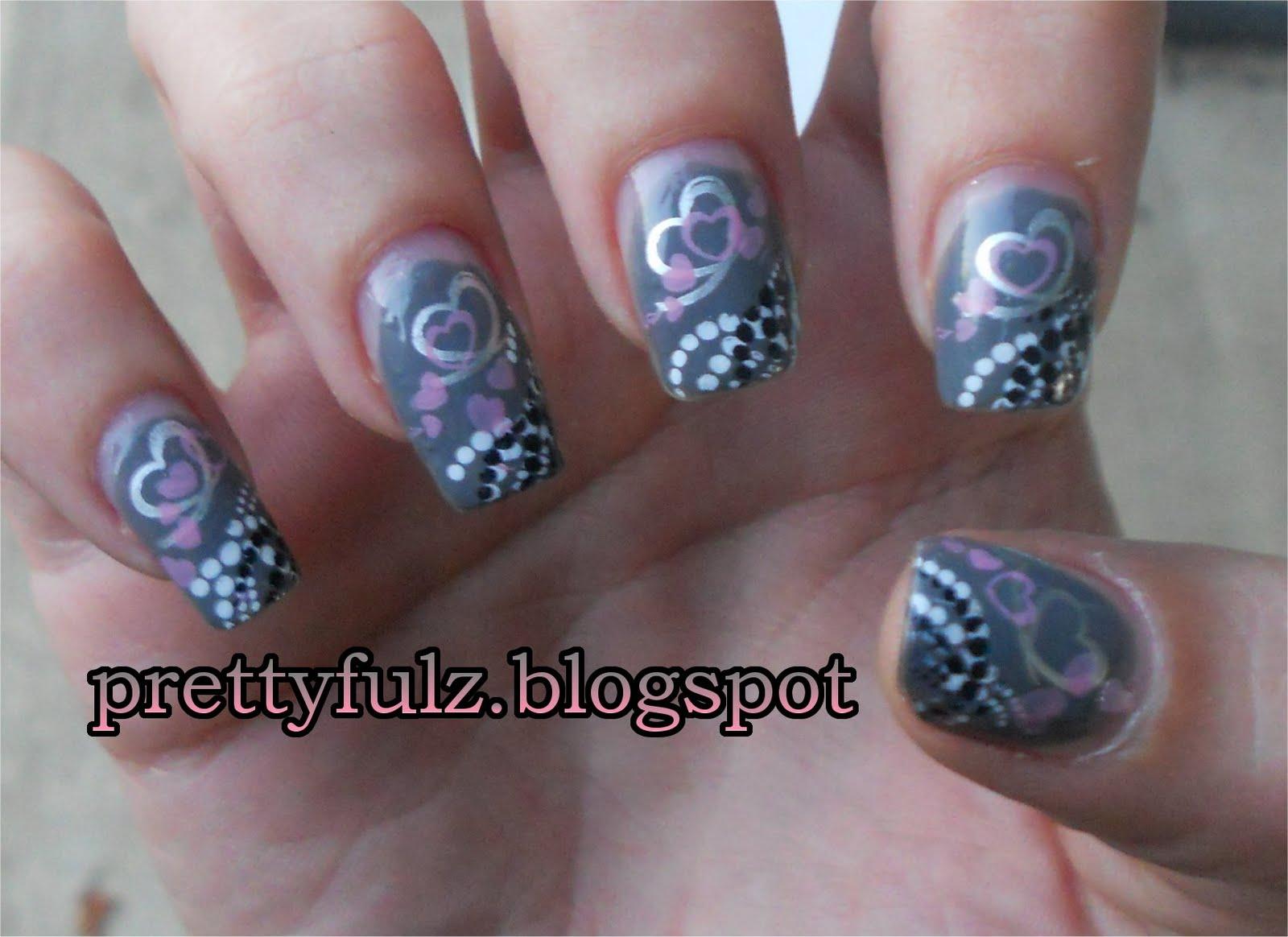 Prettyfulz: KONAD Nail Art