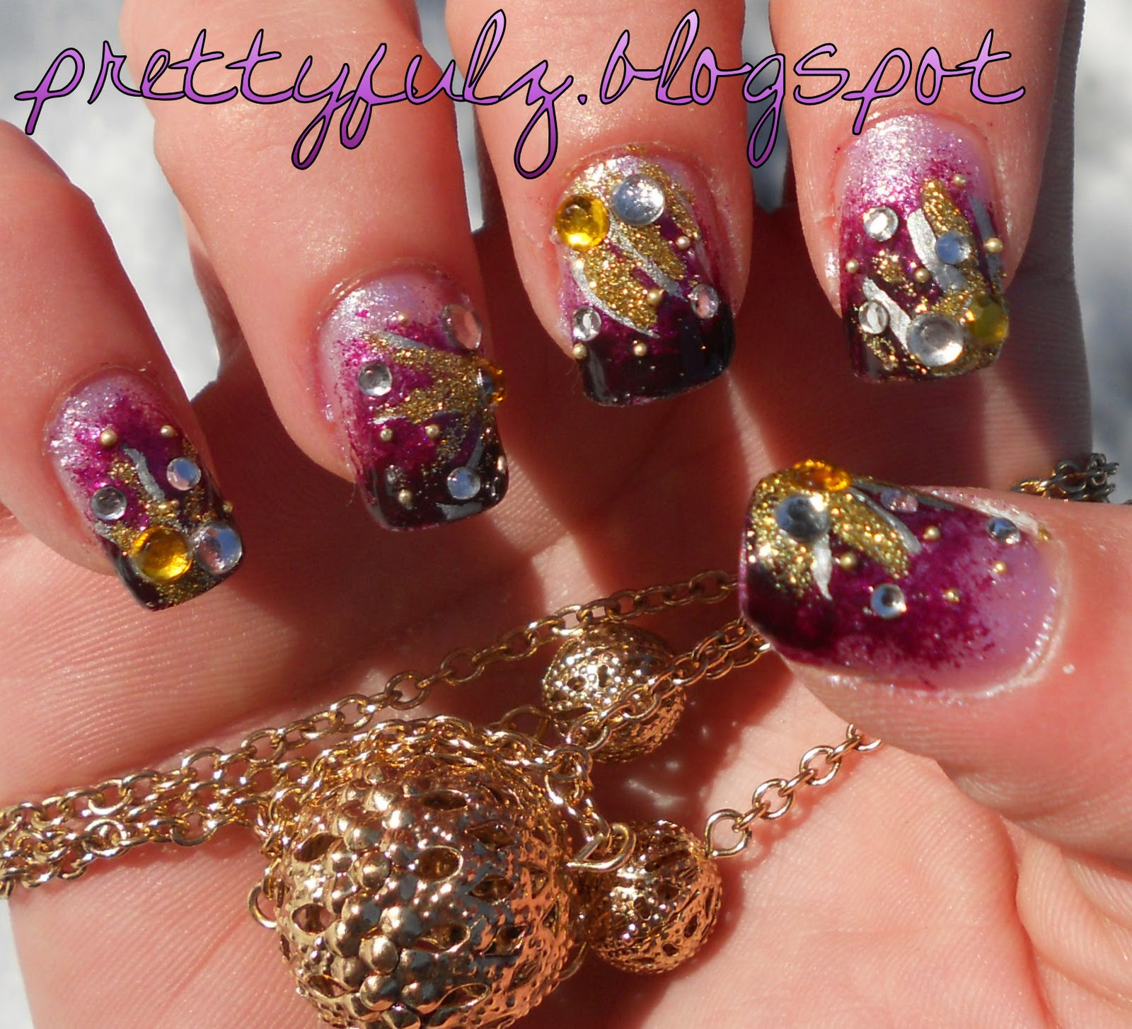 Prettyfulz: CUTE NAIL ART DESIGN