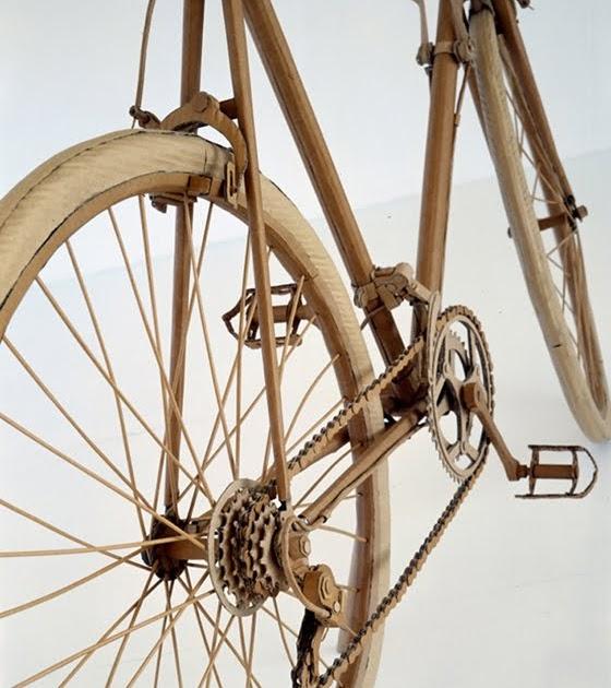 20 Maneras De Cómo Reciclar Las Ruedas De Tu Bicicleta: Ideas Para Reciclar Cajas De Carton (artísticas