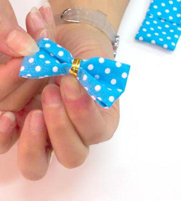 Vinchas o diademas de tela para ni as - Lazos grandes para decorar ...