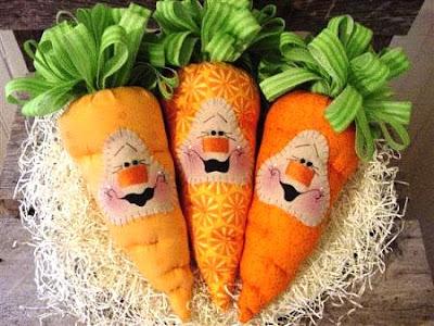 Zanahorias De Fieltro Con Moldes Solountip Com Es una excelente alternativa para. zanahorias de fieltro con moldes