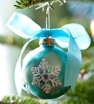 Manualidades para adornar el rbol de navidad - Bolas arbol navidad manualidades ...