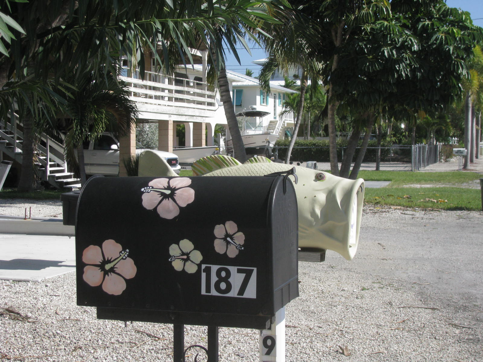 Key West Diary Mailboxes Etcetera