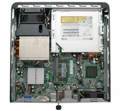 HP - Compaq dc7800 Ultra-slim ~ PC Sideshow Centre