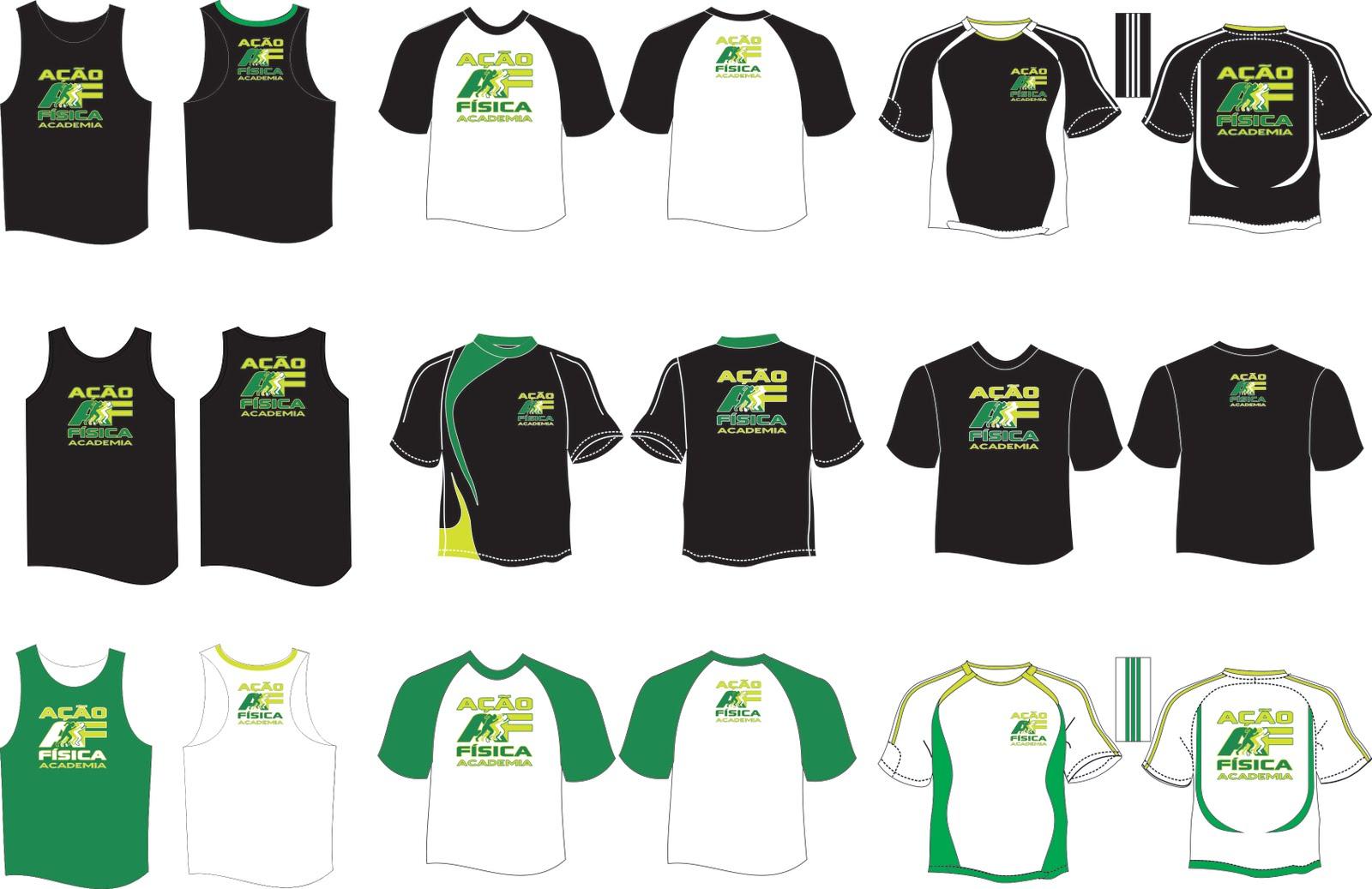 e8c1a0561 Camisetas Dry-fIT Academia Ação Física