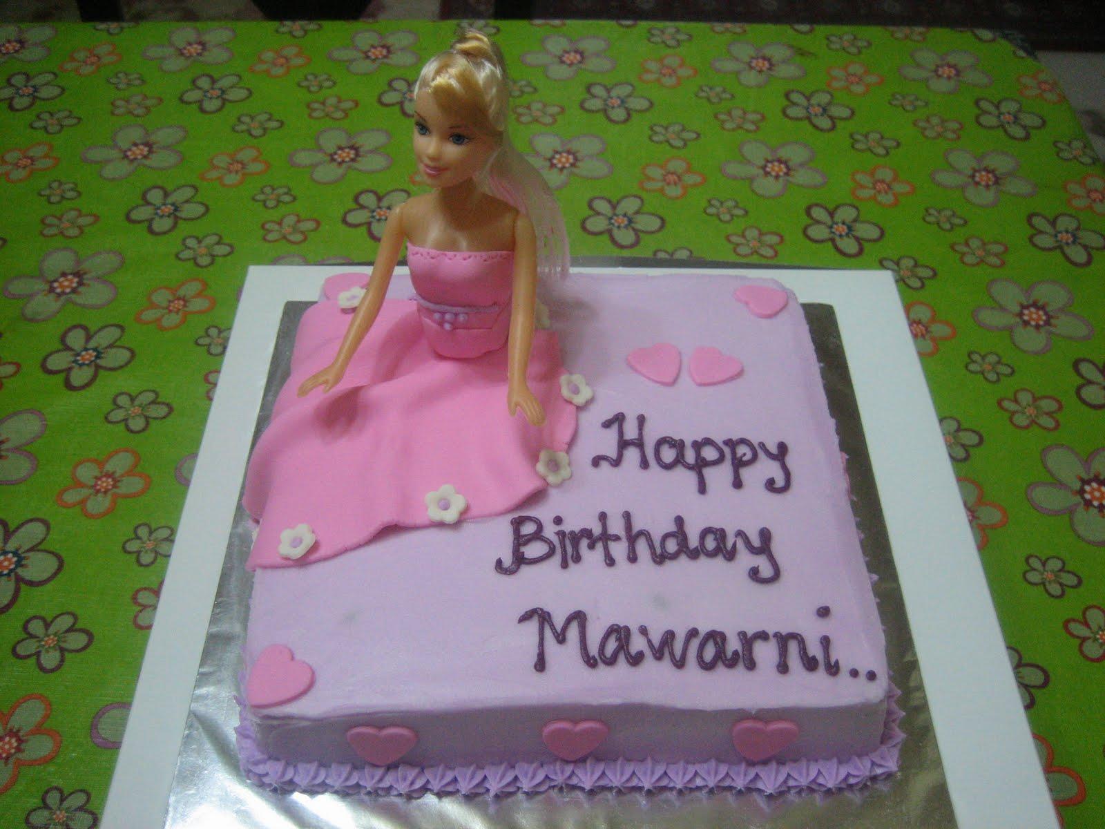 Ee Cupcakes Doll Birthday Cake