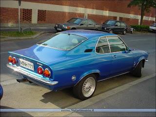 European Muscle Car: Opel Manta