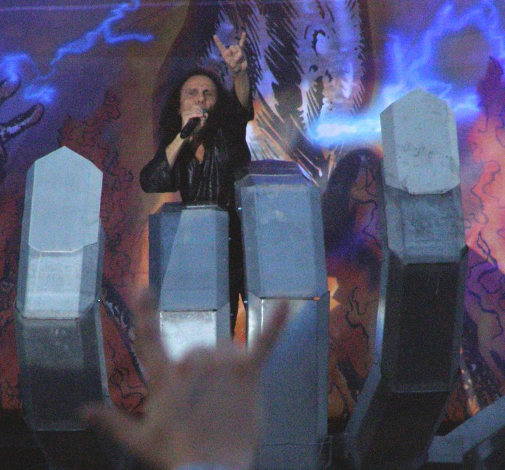 "Ronnie James Dio: Live on ""The Rock Palace"" (videos)"