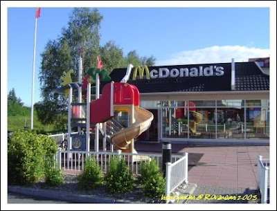行銷傳播: 世界各國麥當勞(麥當勞都是為錢)