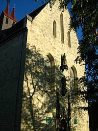 Calvaria church-west front