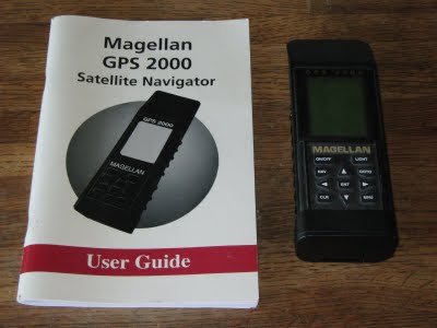 Magellan GPS XL
