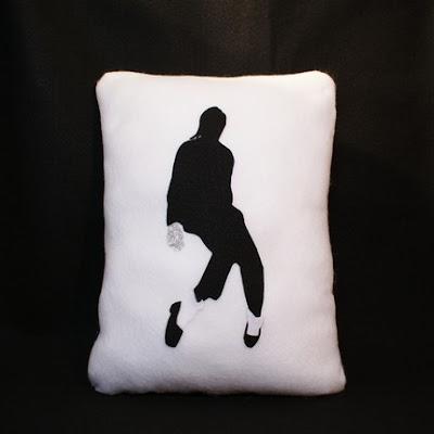 THE BEACH POST: Michael Jackson Pillow from Wasaga Beach