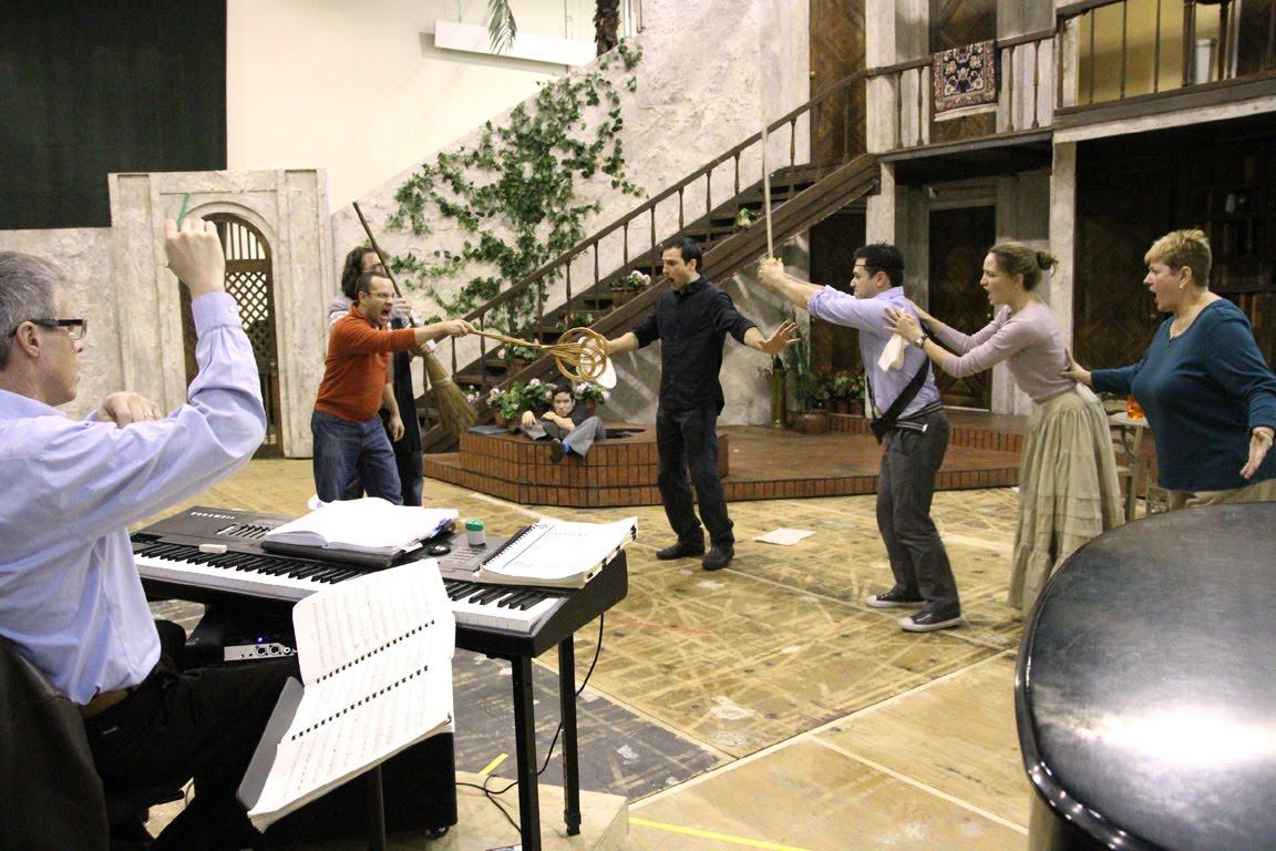 Seattle Opera Blog December 2010