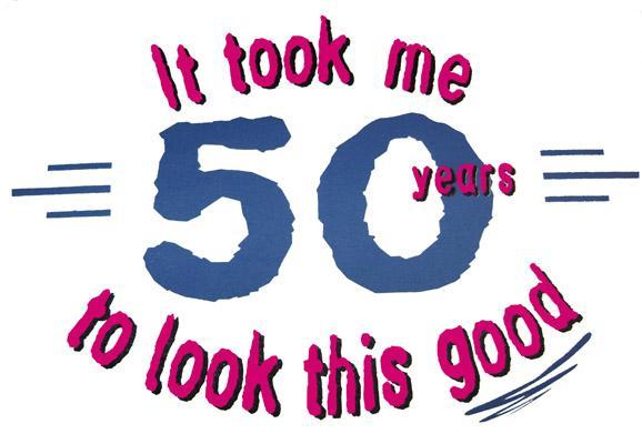 wordt 50 jaar Me And My Needle: 50 JAAR ! wordt 50 jaar