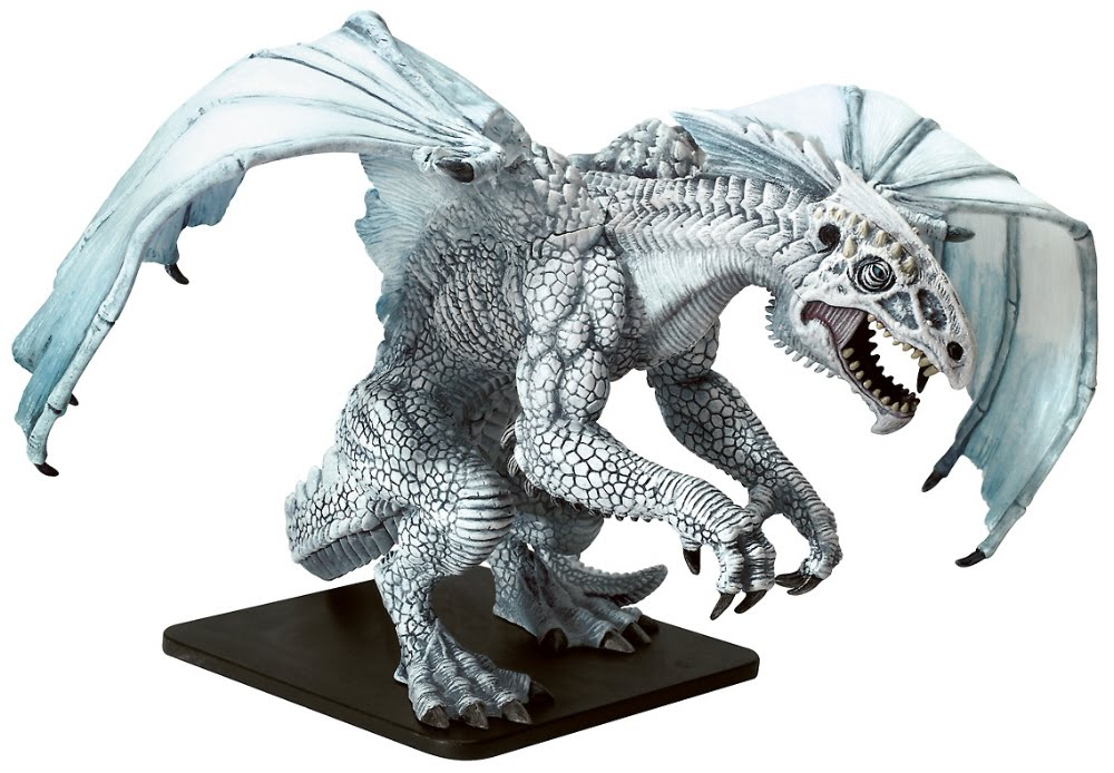 Dnd White Dragon: David McCrum's Art Blog: Dungeons And Dragons, Over Looked