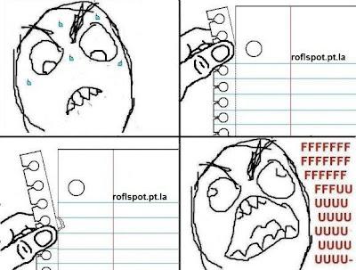 Sempre acontecia essa comigo na Facul!