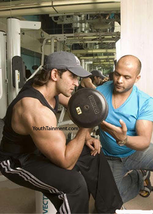 Shene Hrithik Roshan Workout Diet Plan Leaked