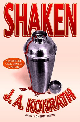 71a39ca31e A Newbie s Guide to Publishing  Shaken by JA Konrath Press Release