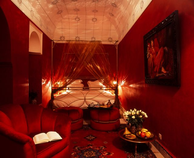 A Luxe And Otherworldly Moroccan Boutique Hotel In