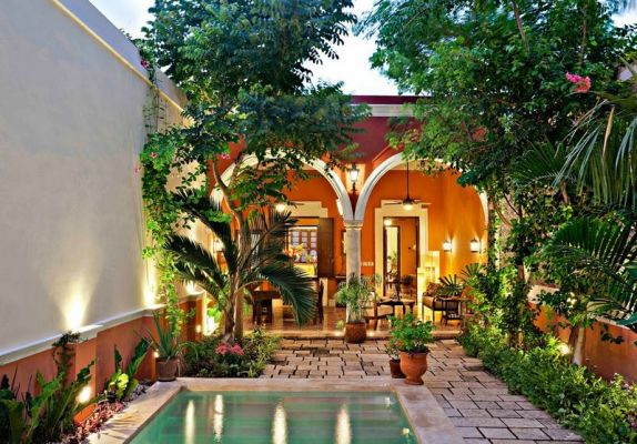 Colonial Mexican Architecture Reimagined ~ Merida, Mexico (Yucatan