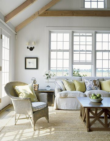 Alkemie casual and comfortable cottage country style for Country style living