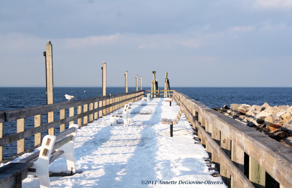 Cedar Beach Fishing Pier