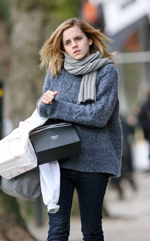 Not Just About Fashion Keira Knightley Emma Watson