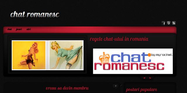 Ce ziceti de http://chat-romanesc.ro ? | Chat cu Web