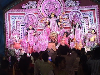 Life is amazing enjoy it september 2008 ligiting during durga puja in kolkata thecheapjerseys Image collections