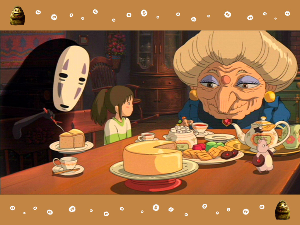 Metal Film Review Spirited Away Sen to Chihiro
