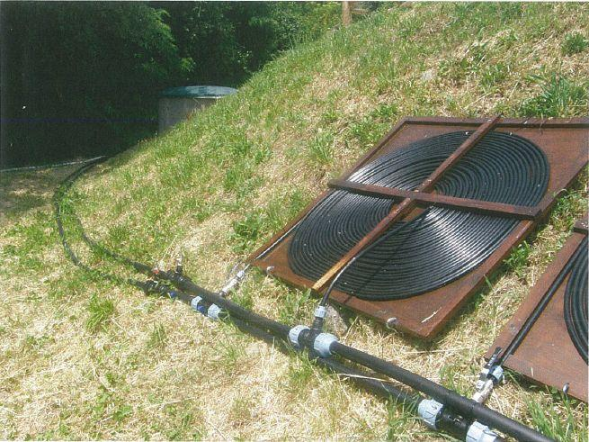 Build It Solar Blog Nicely Done Pipe Coil Style Solar
