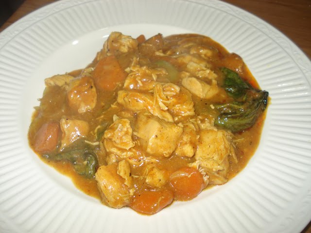Simple chicken curry down to earth if cooking on the stove forumfinder Gallery