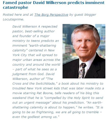 VISION DAVID THE WILKERSON