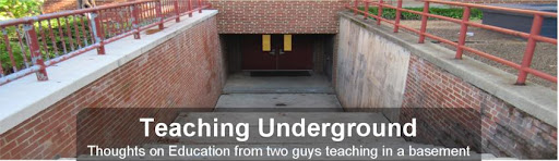 Teaching Underground