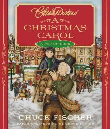 a christmas carol cover