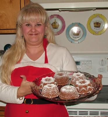Ekduncan My Fanciful Muse Mini Chocolate Pound Cakes