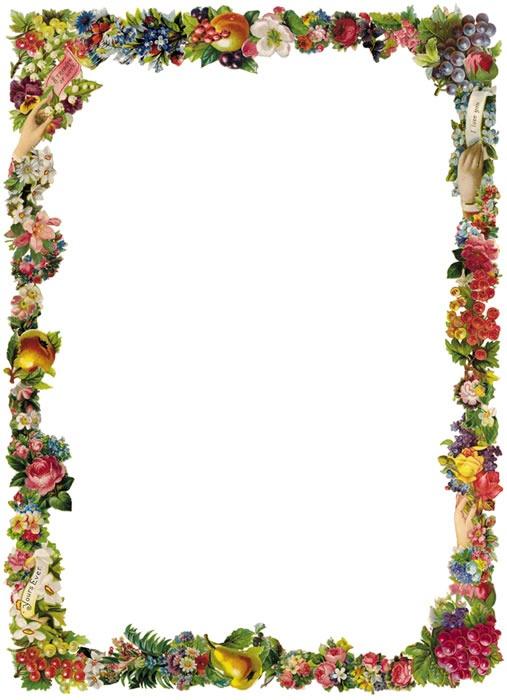free victorian clip art frames - photo #39