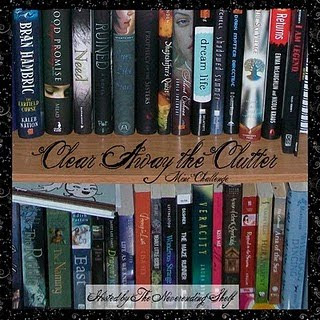 Clear Away the Clutter Reading Challenge